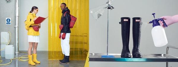 Diseñados para combatir el frío y la lluvia