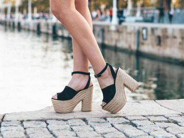 El calzado de Alessandro Simoni
