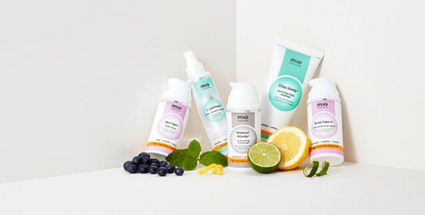 Los productos de Mio Skincare