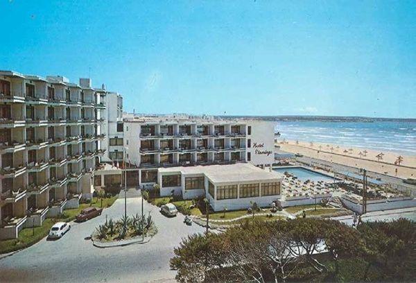 El primer hotel de la familia Fluxà