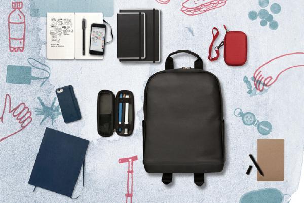 De agendas a mochilas