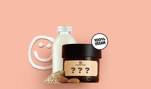 Los productos veganos de The Body Shop