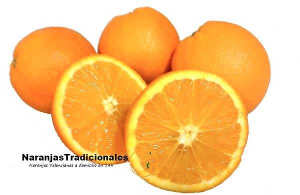 Naranjas valencianas de cosecha propia