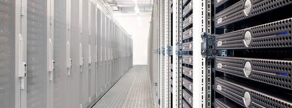 Tres centros de datos en Europa