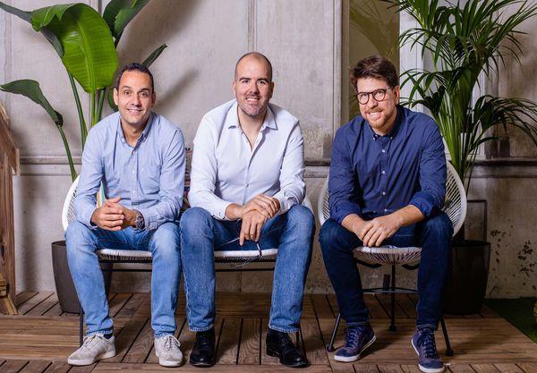 Los fundadores de la firma