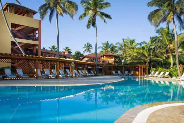 El hotel de cinco estrellas en Punta Cana