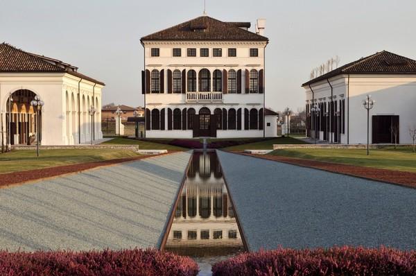 La sede del grupo en Ponzano