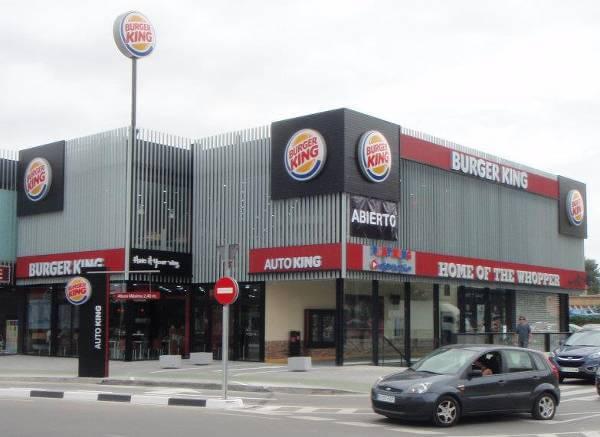 Burger King en España