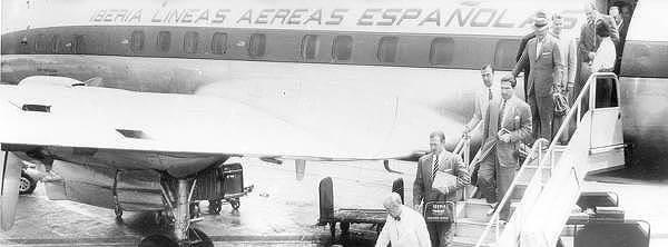 Los primeros años de Iberia