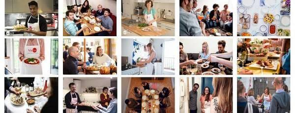 El Airbnb de la comida casera