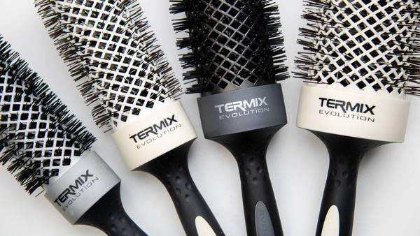 Los cepillos de la marca