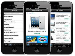 Una aplicación solo para iPhone