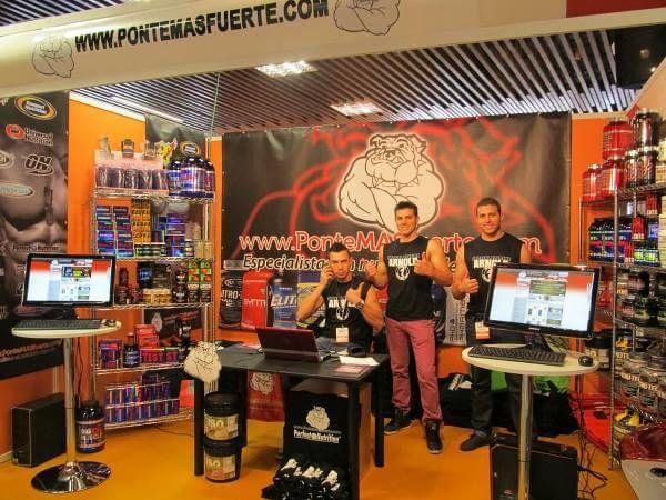 El equipo de PonteMASfuerte