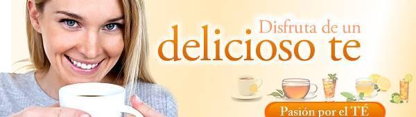 La tienda virtual de Té directo