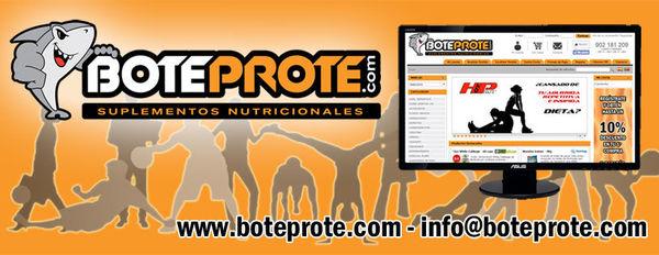 La tienda en línea de BoteProte