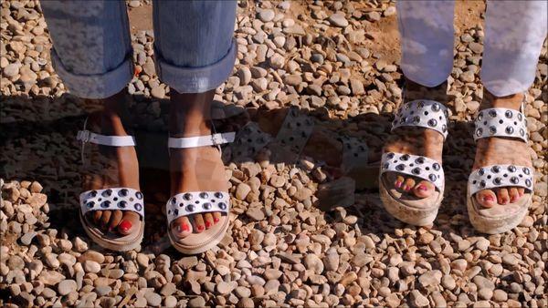 Las sandalias de Sotoalto
