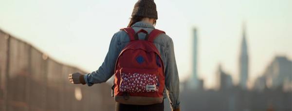 Las mochilas de la marca