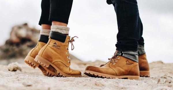 Las famosas botas de la marca