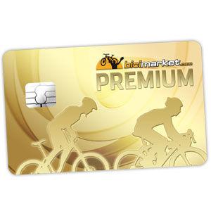 La tarjeta Bicimarket Premium