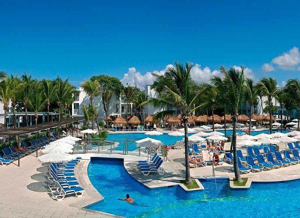 El Hotel Riu Yucatán