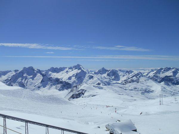 Alojamiento en estaciones de esquí