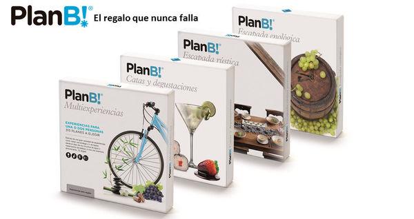 Las cajas regalo de PlanB!
