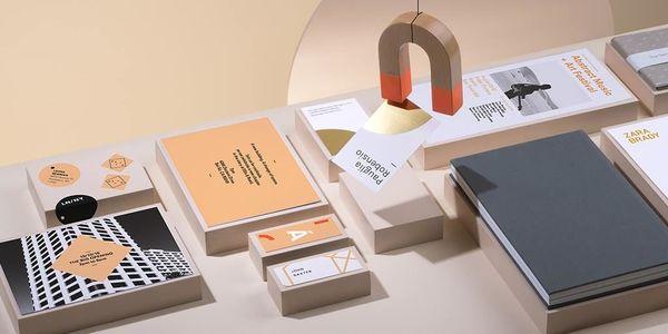 Los productos de imprenta de Moo