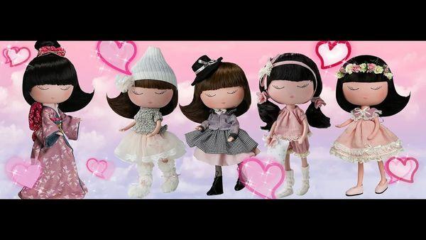 Las muñecas de Diversal