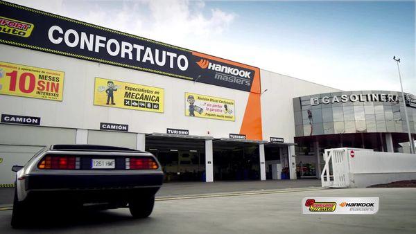 Los talleres de ConfortAuto