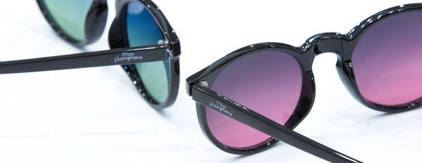 Gafas de colores en Miss Hamptons