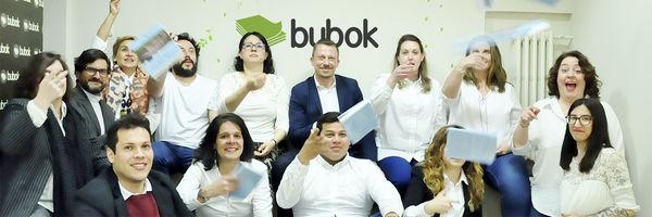 El equipo de Bubok