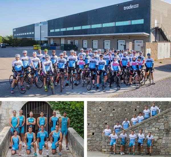 El Club Triatló Girona Costa Brava