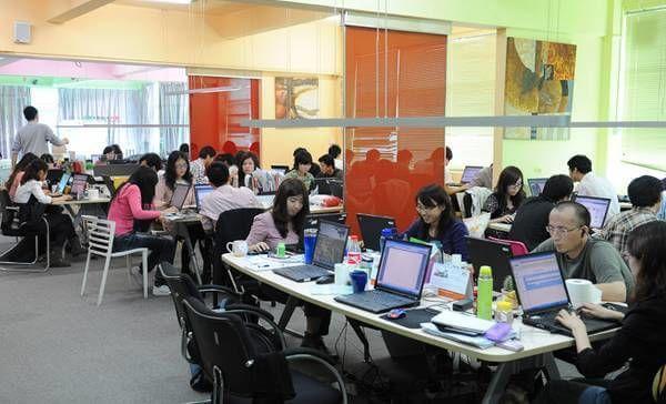 Oficinas centrales en Shenzhen