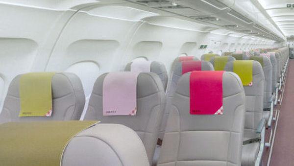 Los asientos de Volotea