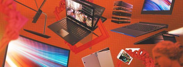 El surtido de Lenovo