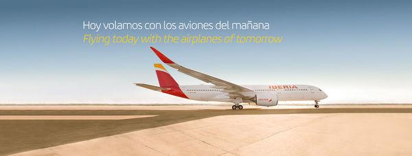 Las aeronaves de Iberia