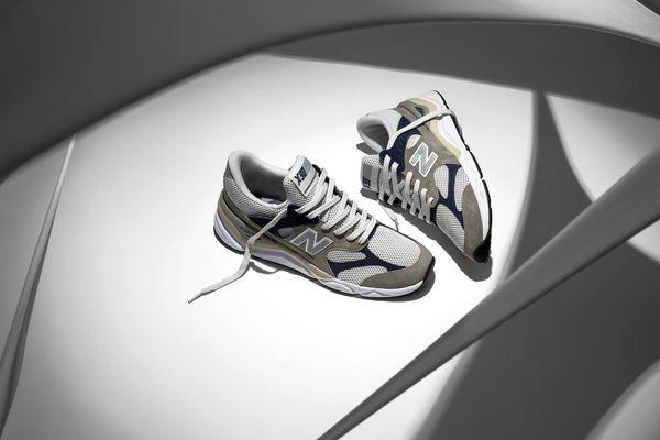 El calzado deportivo de NB