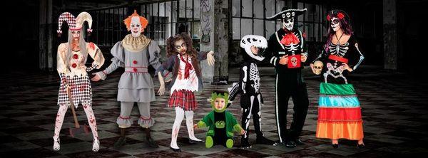 Halloween en Disfrazzes