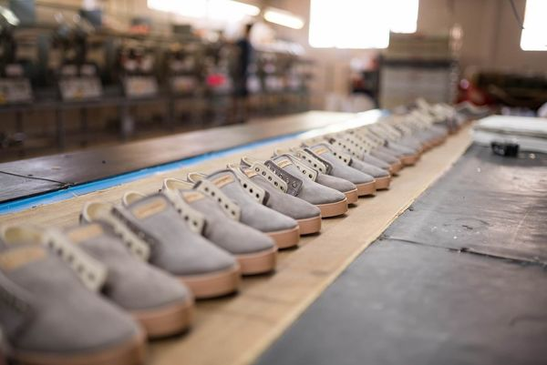 Las fábricas del calzado de la marca
