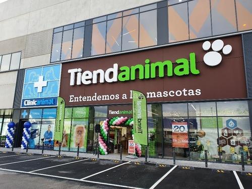 Las tiendas físicas de Tiendanimal