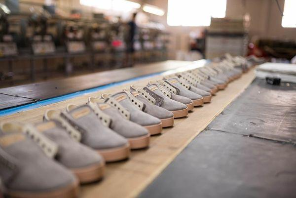 Las fábricas del calzado