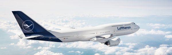 La grulla en la flota de Lufthansa