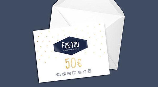La tarjeta regalo de Magic Foto