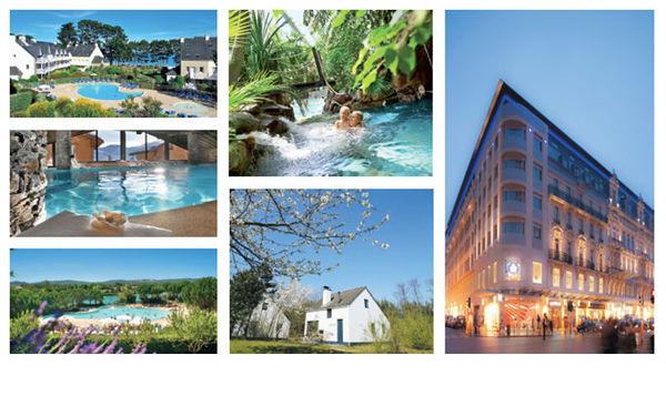Diferentes opciones de estancia en Pierre&Vacances