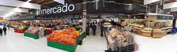 Los supermercados de Carrefour