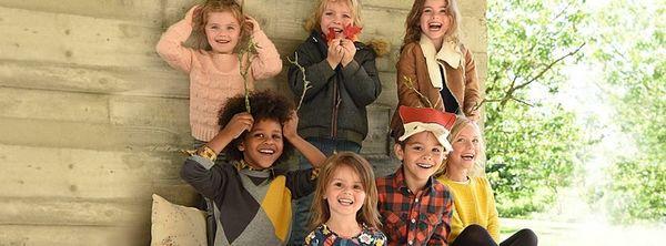 La moda para niños de Vertbaudet