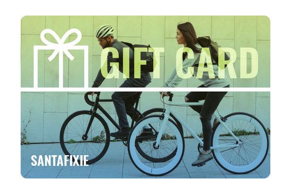 La tarjeta regalo de Santafixie