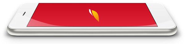La app para iPhone