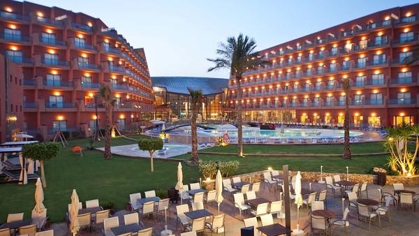 El hotel de lujo en Almería