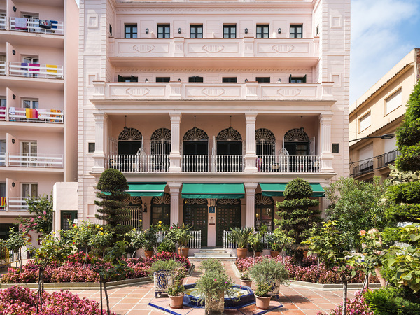 Uno de los hoteles de la cadena